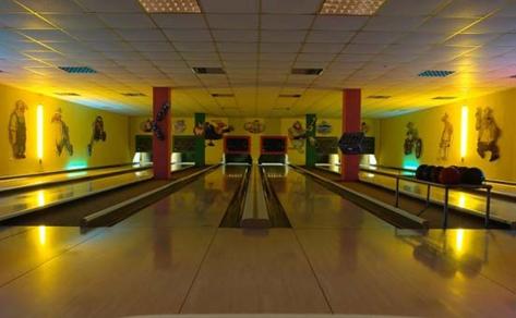 Bowling in Arnsdorf bei Dresden